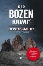 Cover-Bild Der Bozen-Krimi: Herz-Jesu-Blut