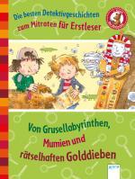 Cover-Bild Der Bücherbär. Erstlesebücher für das Lesealter 1. Klasse / Die besten Detektivgeschichten zum Mitraten für Erstleser