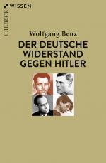 Cover-Bild Der deutsche Widerstand gegen Hitler