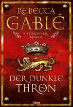 Cover-Bild Der dunkle Thron