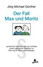 Cover-Bild Der Fall Max & Moritz
