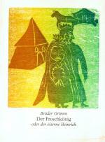 Cover-Bild Der Froschkönig, oder der eiserne Heinrich