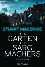 Cover-Bild Der Garten des Sargmachers
