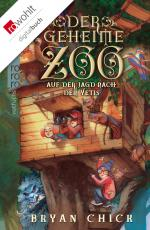 Cover-Bild Der geheime Zoo: Auf der Jagd nach den Yetis