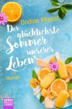Cover-Bild Der glücklichste Sommer unseres Lebens