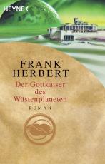 Cover-Bild Der Gottkaiser des Wüstenplaneten