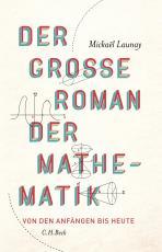 Cover-Bild Der große Roman der Mathematik