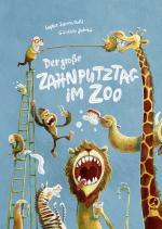 Cover-Bild Der große Zahnputztag im Zoo (Mini-Ausgabe)