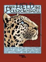 Cover-Bild Der Held im Pardelfell