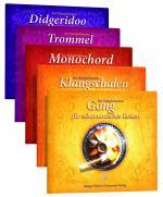 Cover-Bild Der KlangSchamane: Trommeln, Klangschalen, Monochord, Gong und Didgeridoo für schamanische Reisen
