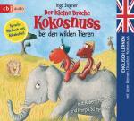 Cover-Bild Der kleine Drache Kokosnuss bei den wilden Tieren