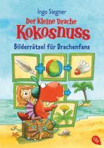 Cover-Bild Der kleine Drache Kokosnuss – Bilderrätsel für Drachenfans
