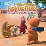 Cover-Bild Der Kleine Drache Kokosnuss - Hörspiel zur 2. Staffel der TV-Serie 09