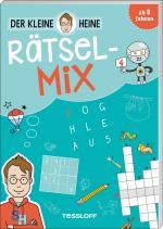 Cover-Bild Der kleine Heine Rätselmix 4