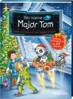 Cover-Bild Der kleine Major Tom. Weihnachten auf der Bodenstation. Adventskalenderbuch mit 24 Kapiteln