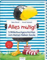 Cover-Bild Der kleine Rabe Socke: Alles mutig! 5 Bilderbuchgeschichten vom kleinen Raben Socke