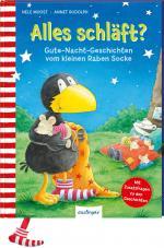 Cover-Bild Der kleine Rabe Socke: Alles schläft?