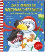 Cover-Bild Der kleine Rabe Socke: Das große Weihnachtsbuch vom kleinen Raben Socke