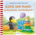 Cover-Bild Der kleine Rabe Socke: Eckig und Rund – Geschenke kunterbunt!