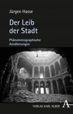 Cover-Bild Der Leib der Stadt