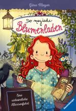 Cover-Bild Der magische Blumenladen, Band 12: Eine unheimliche Klassenfahrt