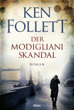 Cover-Bild Der Modigliani-Skandal