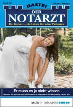Cover-Bild Der Notarzt 340 - Arztroman
