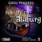 Cover-Bild Der Orden der Âlaburg