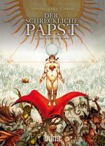 Cover-Bild Der schreckliche Papst. Band 4