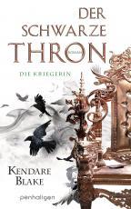Cover-Bild Der Schwarze Thron 3 - Die Kriegerin