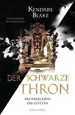 Cover-Bild Der Schwarze Thron - Die Kriegerin / Die Göttin