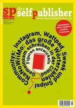 Cover-Bild der selfpublisher 7, 3-2017, Heft 7, September 2017