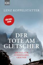Cover-Bild Der Tote am Gletscher