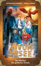 Cover-Bild Der Wächter der goldenen Schale