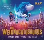 Cover-Bild Der Weihnachtosaurus und die Winterhexe (Teil 2)