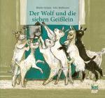 Cover-Bild Der Wolf und die sieben Geißlein