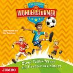 Cover-Bild Der Wunderstürmer. Zwei Fußballstars sind besser als einer! [2]