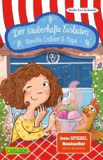 Cover-Bild Der zauberhafte Eisladen 1: Vanille, Erdbeer und Magie