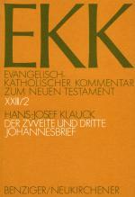Cover-Bild Der zweite und dritte Johannesbrief, EKK XXIII/2