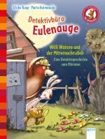 Cover-Bild Detektivbüro Eulenauge / Detektivbüro Eulenauge (2). Willi Watson und der Mitternachtsdieb