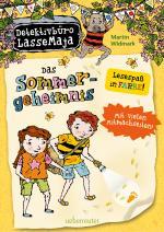 Cover-Bild Detektivbüro LasseMaja - Das Sommergeheimnis