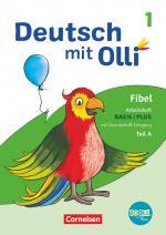 Cover-Bild Deutsch mit Olli - Erstlesen - Ausgabe 2021 - 1. Schuljahr