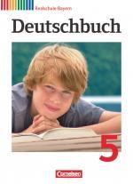 Cover-Bild Deutschbuch - Sprach- und Lesebuch - Realschule Bayern 2011 - 5. Jahrgangsstufe