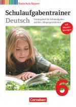 Cover-Bild Deutschbuch - Sprach- und Lesebuch - Realschule Bayern 2011 - 6. Jahrgangsstufe