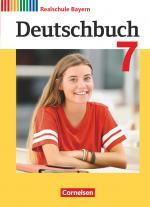 Cover-Bild Deutschbuch - Sprach- und Lesebuch - Realschule Bayern 2017 - 7. Jahrgangsstufe