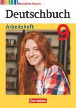 Cover-Bild Deutschbuch - Sprach- und Lesebuch - Realschule Bayern 2017 - 9. Jahrgangsstufe