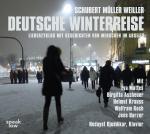 Cover-Bild Deutsche Winterreise