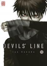 Cover-Bild Devils' Line – Band 13