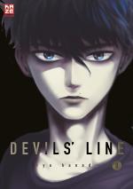 Cover-Bild Devils' Line – Band 8