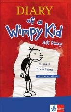 Cover-Bild Diary of a Wimpy Kid
